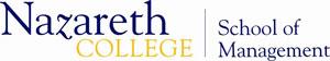 Nazareth College - School of Management