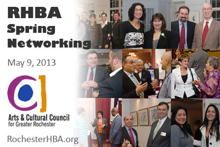 RHBA Spring Networking Event 2013