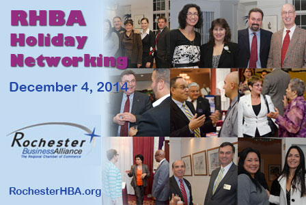 Holiday Networking 2014
