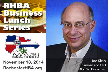 Business Lunch Series: Joe Klein