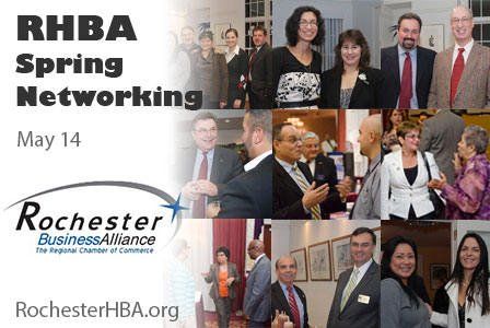 Spring Networking Event 2015