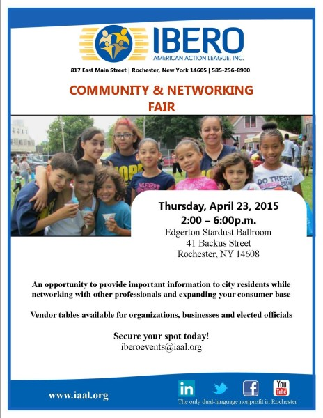 Community & Networking Fair 2015