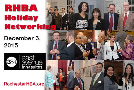 Holiday Networking Event 2015