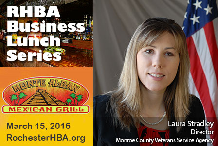 Business Lunch Series: Laura Stradley