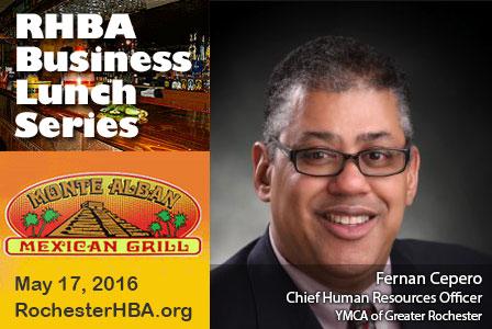 Business Lunch Series: Fernan Cepero