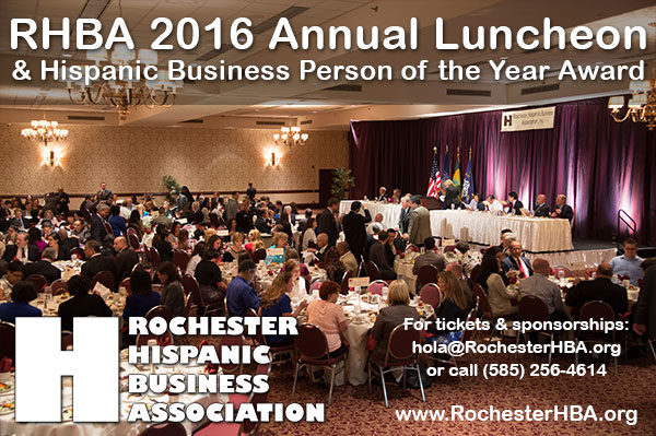 RHBA 2016 Annual Luncheon & HBPOY Award