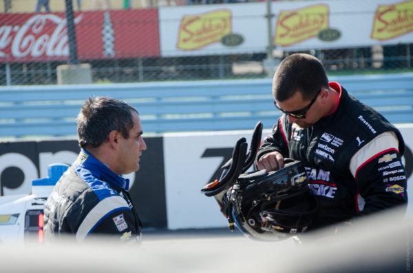 Juan Pablo Montoya - Verizon IndyCar Series 2016