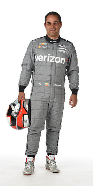 Juan Pablo Montoya, Colombian racing driver champion