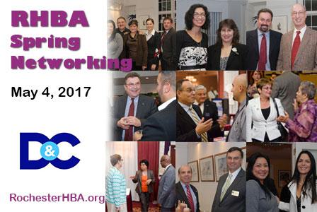 RHBA Spring Networking
