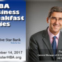 Save the date: RHBA breakfast program on Nov. 14