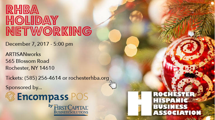 RHBA Holiday Networking 2017