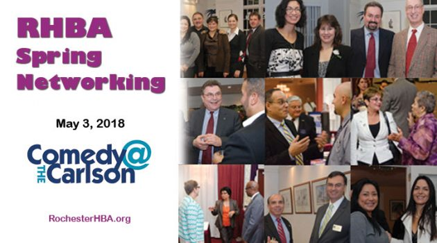 Save The Date: Spring Networking
