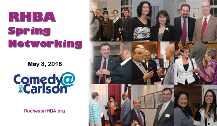 Spring Networking Event 2018