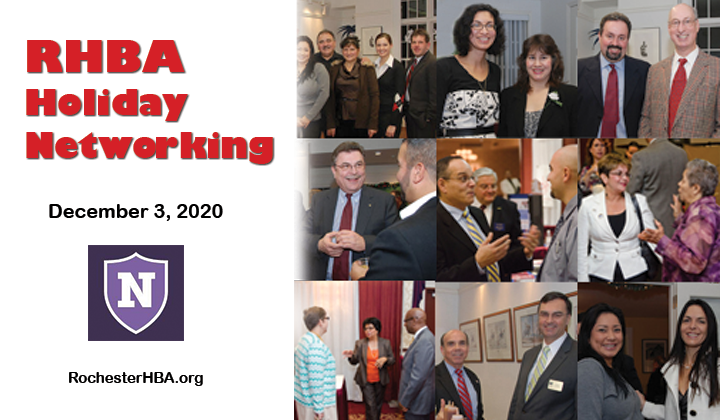 RHBA Holiday 2020 Networking event